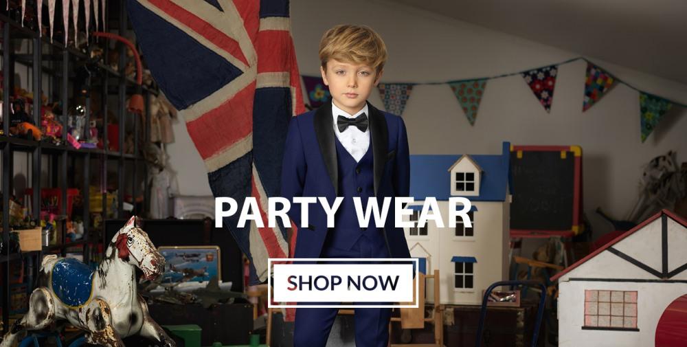 party-wear-desk - Calen Denton