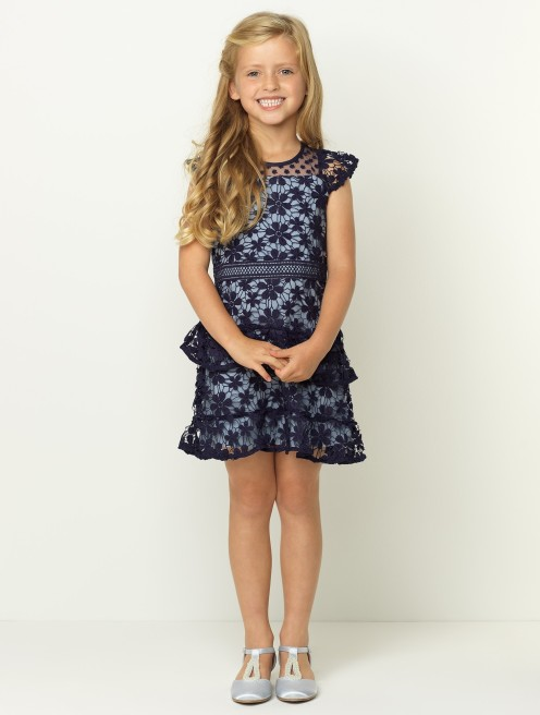 Sophia 2 - Navy Dress