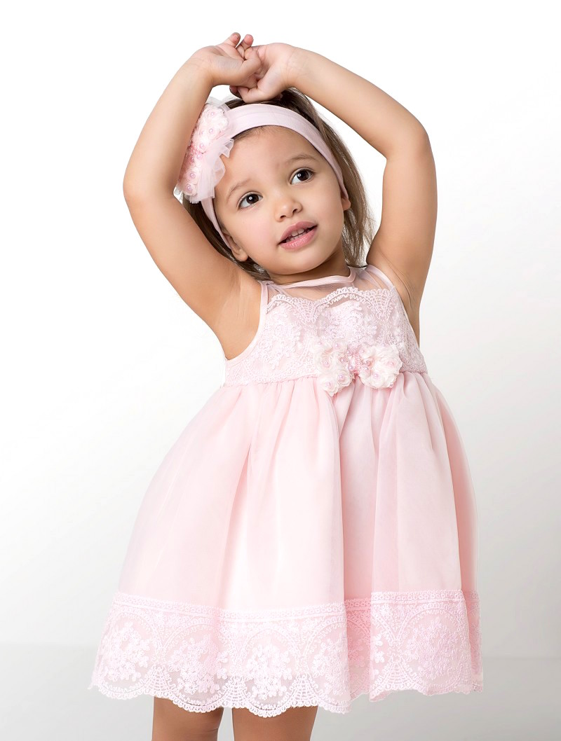 Ayra - Pink Dress 2.