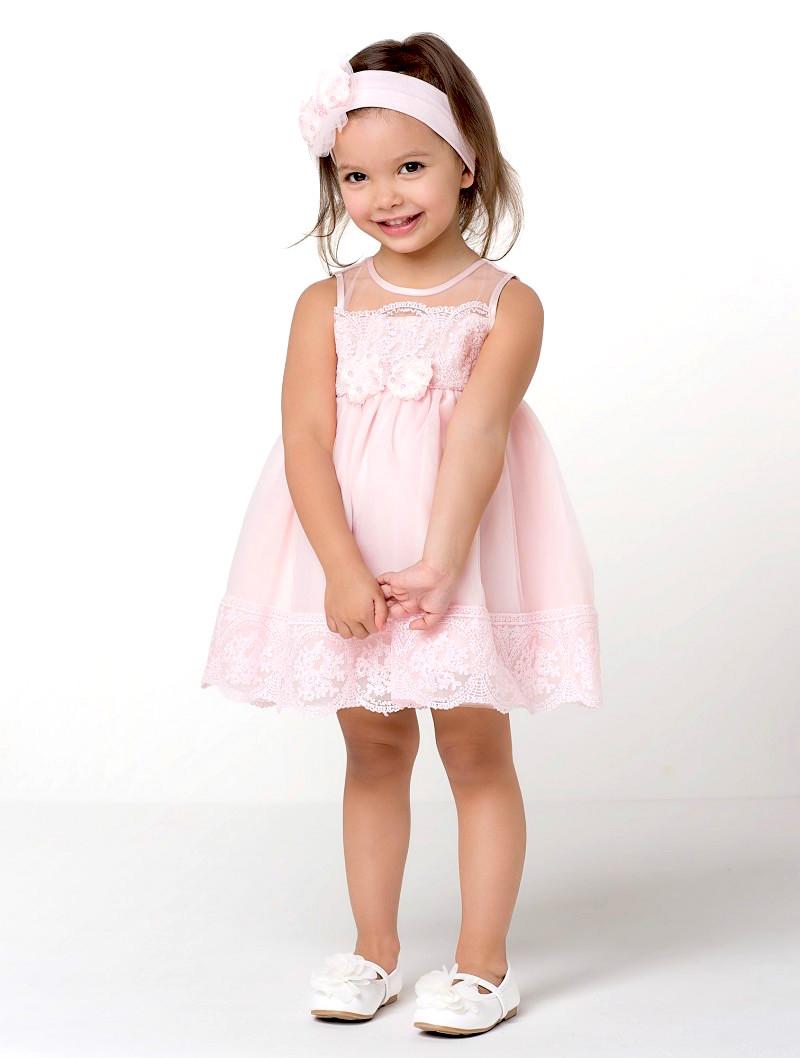 Ayra - Pink Dress.