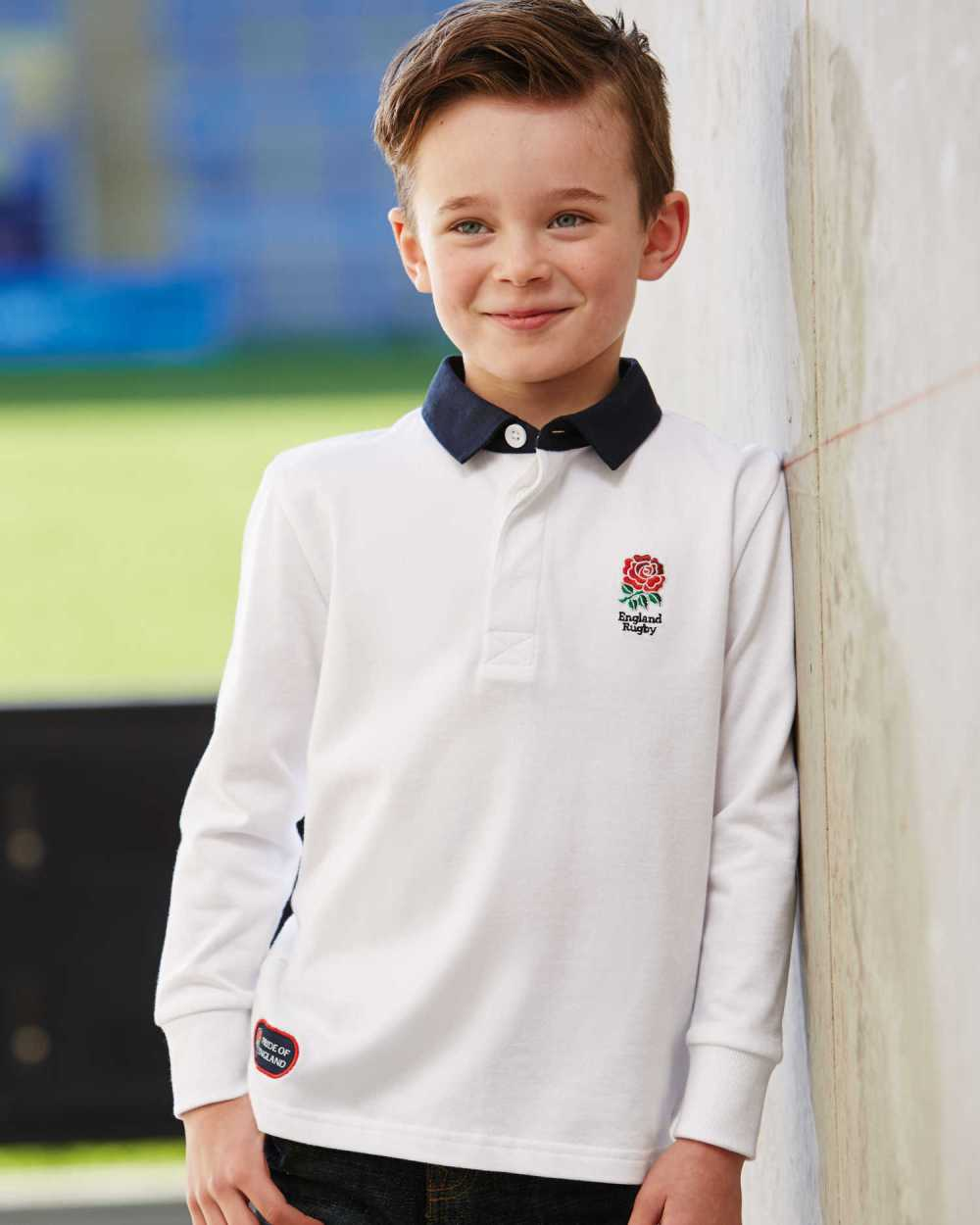 Ricco - Children's-Rugby-Top-England
