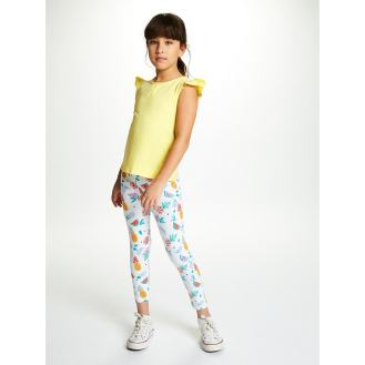 Sadie - Pineapple Leggings 3