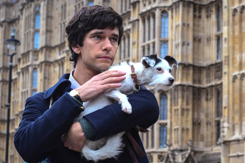 A Very English Scandal Pictured: Ben Whishaw